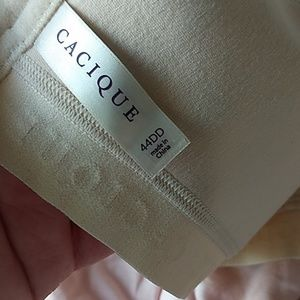 Cacique Intimates & Sleepwear - Cacique Cotton No Wire Bra
